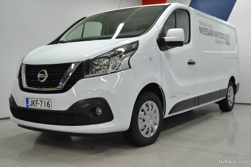 nissan nv300 van 1 6 dci 125 l2h1 blind ssd connect 2017 used vehicle nettiauto. Black Bedroom Furniture Sets. Home Design Ideas