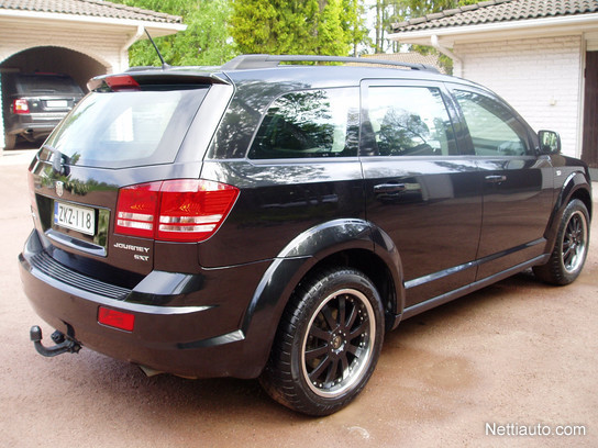 dodge journey 2 4 m5 sxt 5h business mpv 2009 used. Black Bedroom Furniture Sets. Home Design Ideas