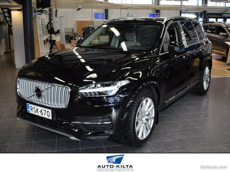 volvo xc90 t8 twin engine awd excellence 4x4 2017 used vehicle nettiauto. Black Bedroom Furniture Sets. Home Design Ideas