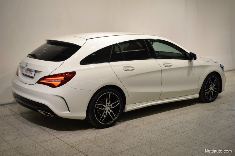 mercedes benz cla 180 a shooting brake business amg 16 b station wagon 2017 used vehicle. Black Bedroom Furniture Sets. Home Design Ideas