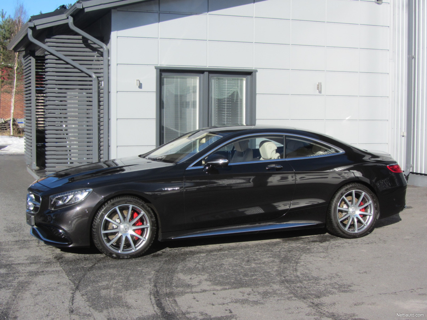 Mercedes benz s 63 amg coup 2014 used vehicle nettiauto for Mercedes benz remote start instructions