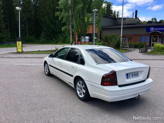 Volvo s80 2 5d 4d rahoitus jopa ilman k sirahaa sedan for 1999 volvo s80 window regulator