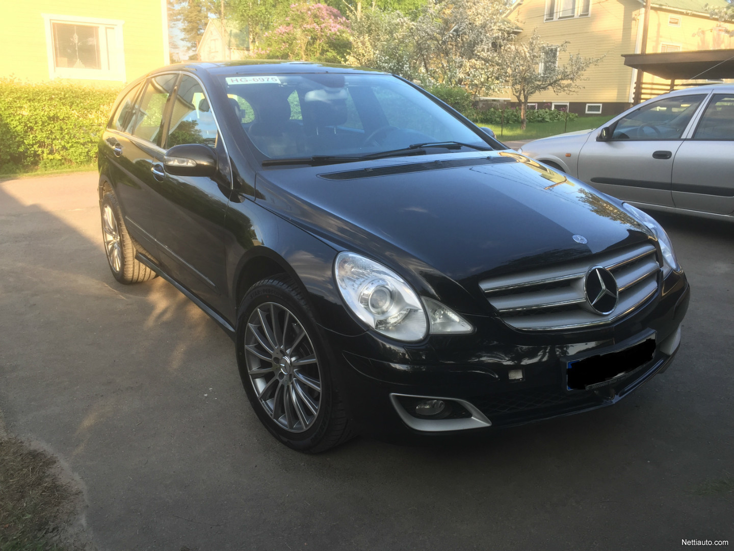 Mercedes benz r 350 4matic vaihto mpv 2006 used for Mercedes benz 6550