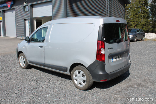 dacia dokker van dci 90 ambiance 3 3m3 short semihigh 2015 used vehicle nettiauto. Black Bedroom Furniture Sets. Home Design Ideas