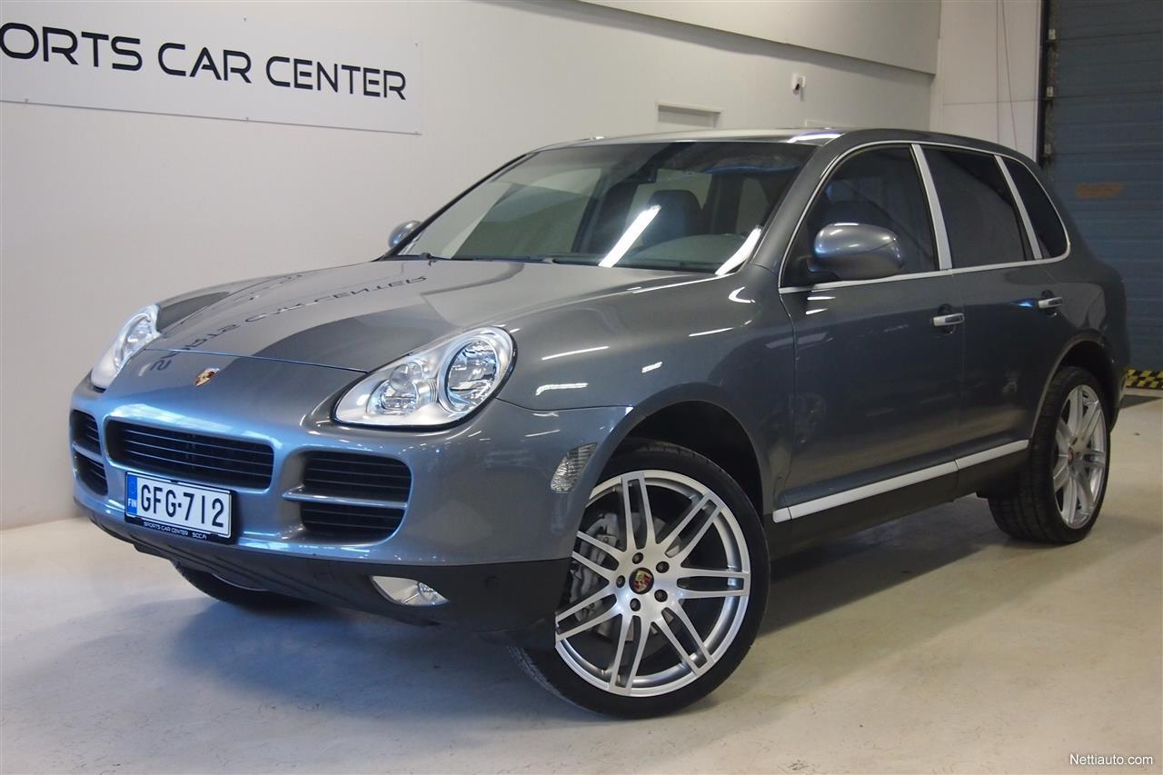 porsche cayenne s tiptronic bensiini 4x4 2003 used vehicle nettiauto. Black Bedroom Furniture Sets. Home Design Ideas