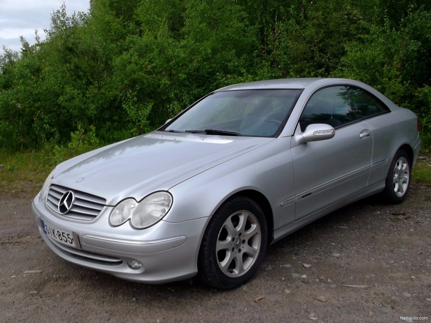 Mercedes benz clk hienosti pidetty mb clk 200 kompressor for Mercedes benz clk 2002