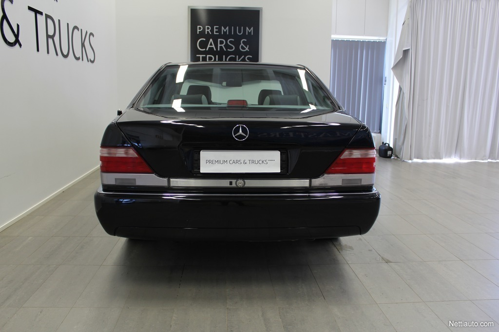 Mercedes benz s 500 brabus w140 sedan 1993 used vehicle for Mercedes benz inspection cost