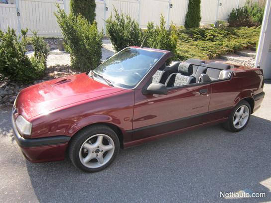 renault 19 1 8 16 cabrio avoauto 1993 vaihtoauto nettiauto. Black Bedroom Furniture Sets. Home Design Ideas
