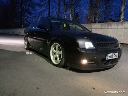 opel vectra 2 2 dti gts elegance 5d hyvill varusteilla hatchback 2003 used vehicle nettiauto. Black Bedroom Furniture Sets. Home Design Ideas