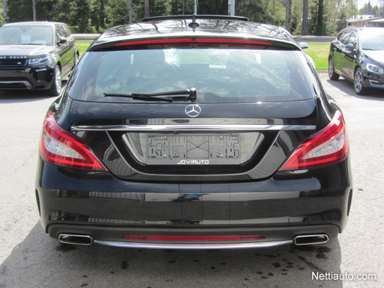 Mercedes benz cls 350 bluetec shooting brake 4matic amg for Mercedes benz cls station wagon