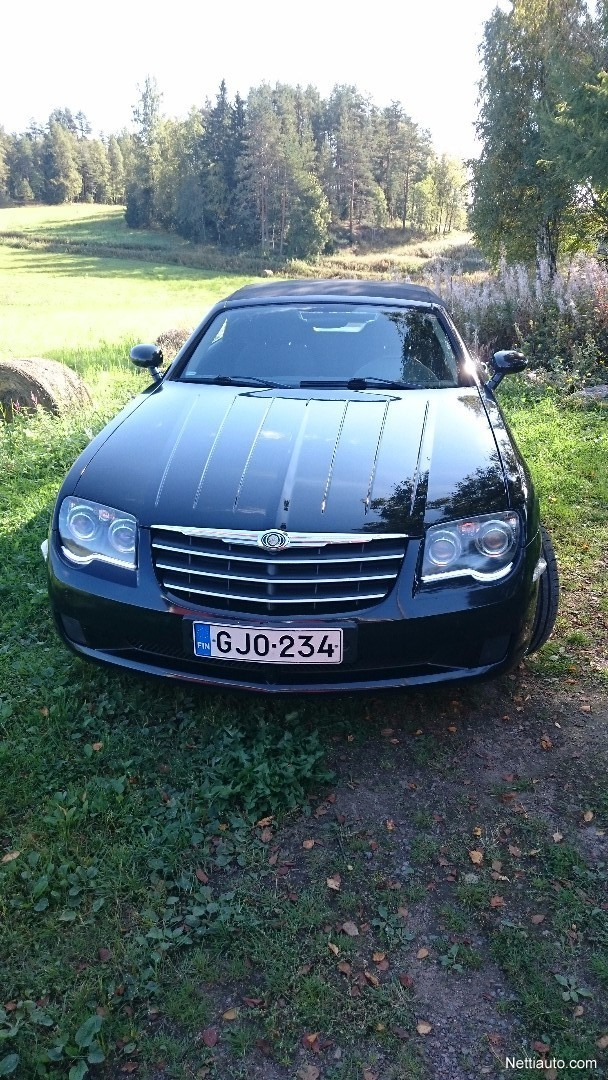 chrysler crossfire 3 2 v6 roadster 2d convertible 2006 used vehicle nettiauto. Black Bedroom Furniture Sets. Home Design Ideas