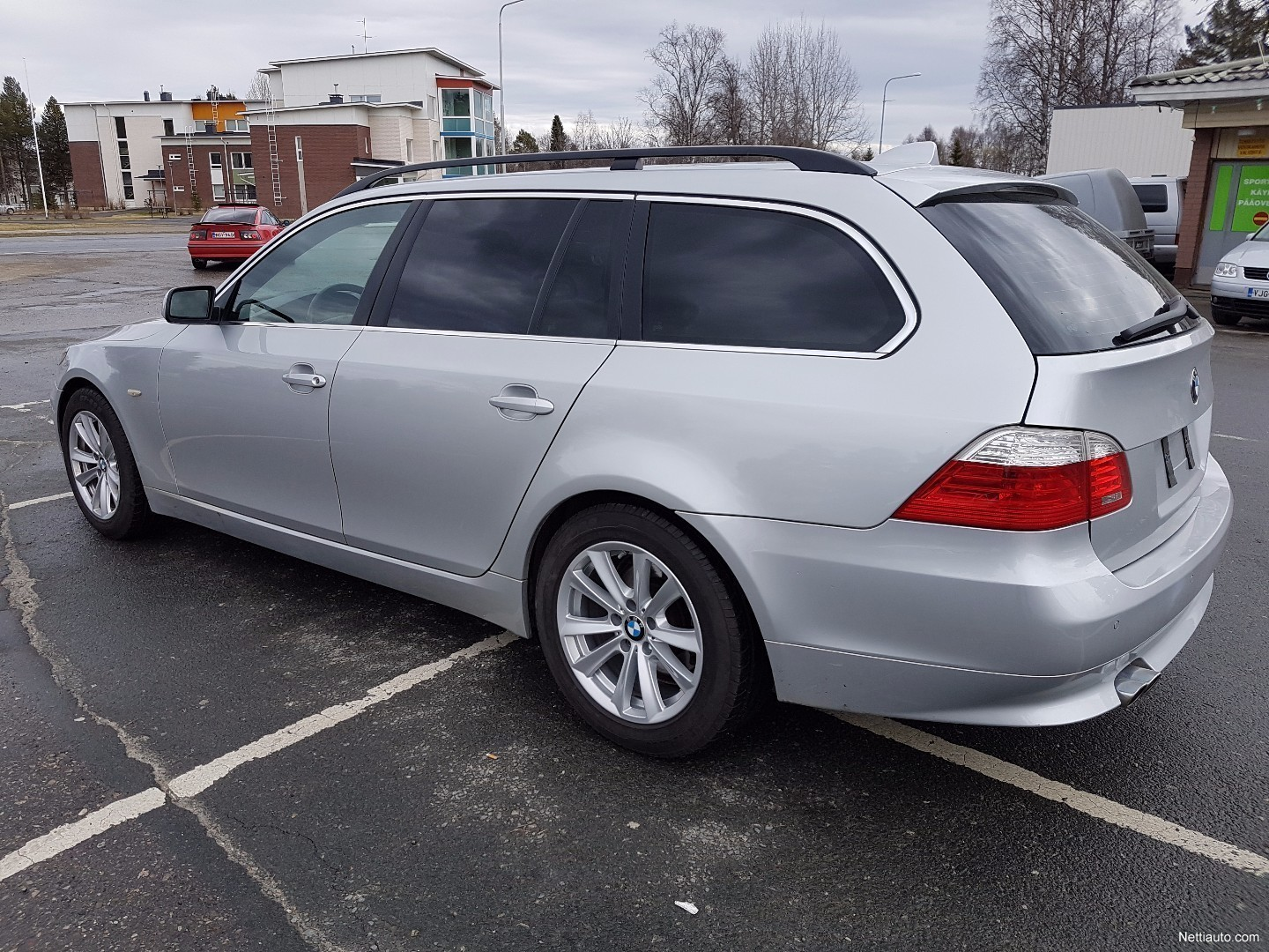 bmw 530 xd touring a station wagon 2007 used vehicle. Black Bedroom Furniture Sets. Home Design Ideas