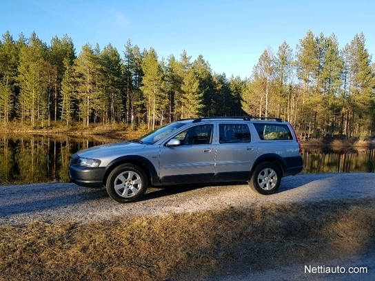 volvo xc70 2 4t xc spw 5d 4wd a station wagon 2001 used. Black Bedroom Furniture Sets. Home Design Ideas