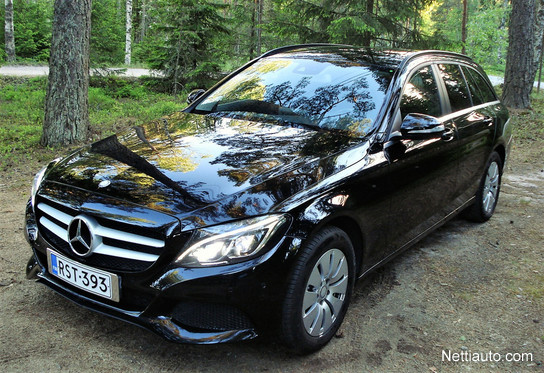 Mercedes benz c 200 bluetec t a premium business for Mercedes benz intelligent light system c class