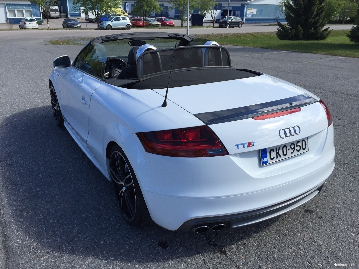 audi tt tts 2 0 tfsi roadster guattro magnetic ride convertible 2009 used vehicle nettiauto. Black Bedroom Furniture Sets. Home Design Ideas