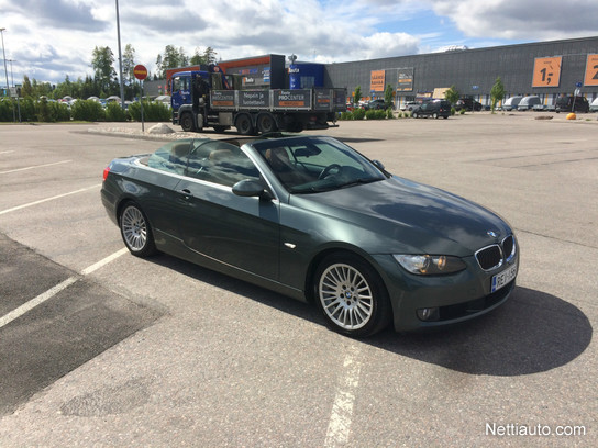 bmw 330 d a e93 cabrio convertible 2008 used vehicle nettiauto. Black Bedroom Furniture Sets. Home Design Ideas