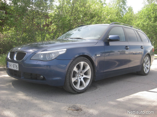 bmw 530 diesel touring e61 a station wagon 2004 used. Black Bedroom Furniture Sets. Home Design Ideas