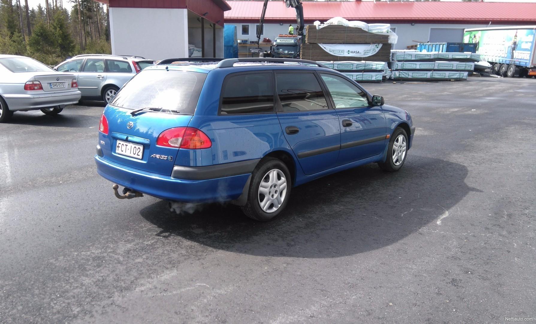 toyota avensis 1 8 terra wagon 5d station wagon 1998 used vehicle nettiauto. Black Bedroom Furniture Sets. Home Design Ideas