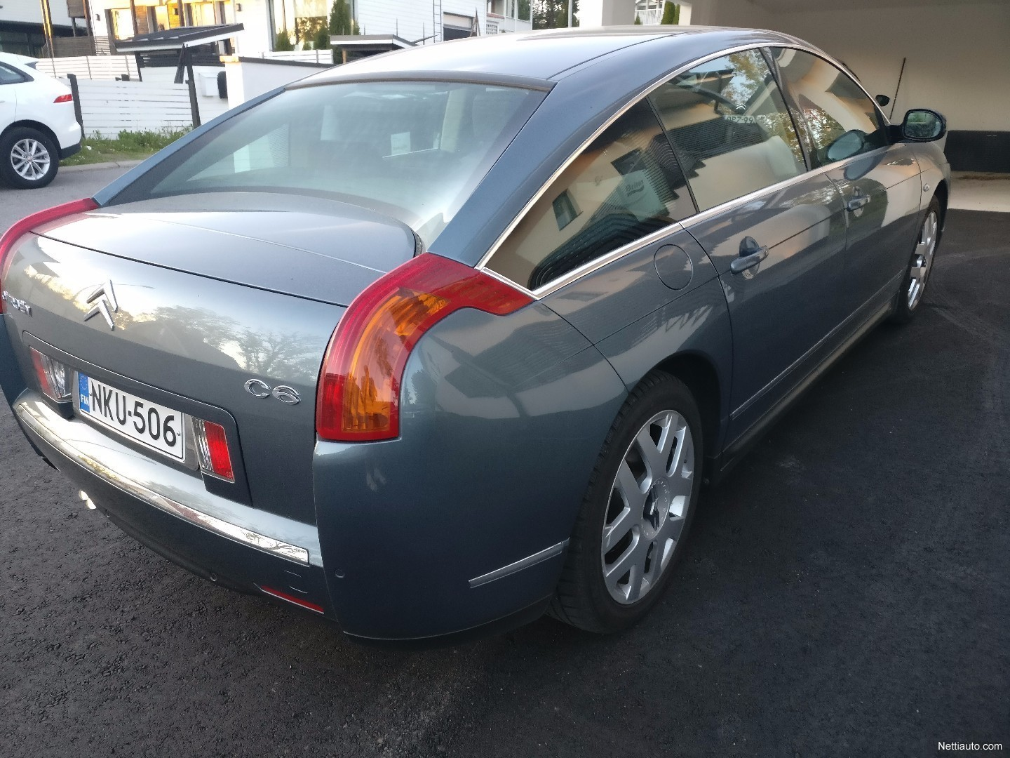 citroen c6 v6 exclusive autom sedan 2006 used vehicle nettiauto. Black Bedroom Furniture Sets. Home Design Ideas