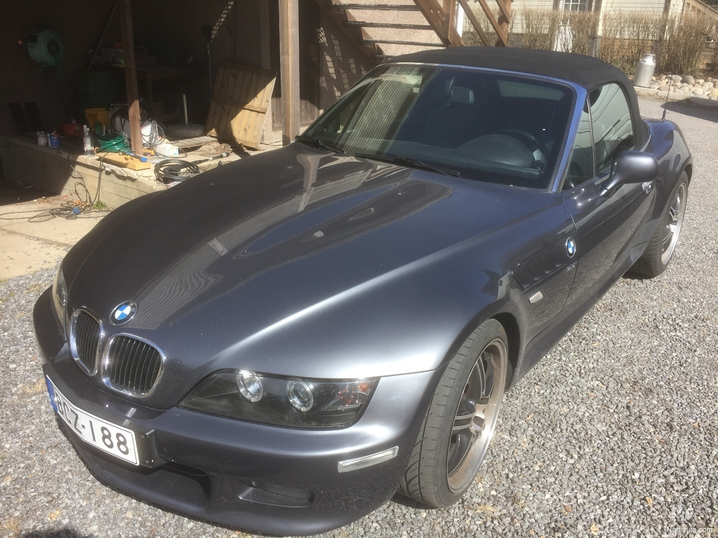 Bmw Z3 3 0 Roadster Convertible 2000 Used Vehicle