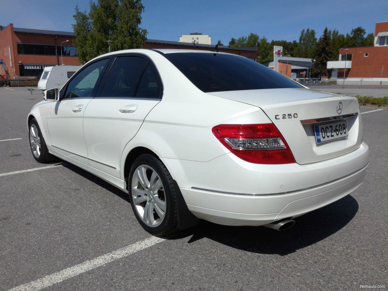 Mercedes benz c 250 cdi be avantgarde prime edition sedan for Mercedes benz remote start instructions