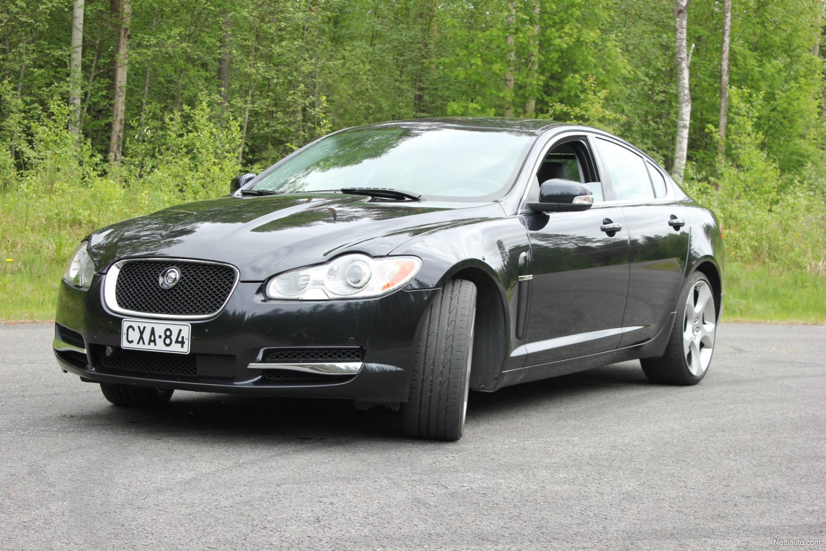 jaguar xf 4 2 supercharged sv8 sedan 2008 used vehicle nettiauto. Black Bedroom Furniture Sets. Home Design Ideas