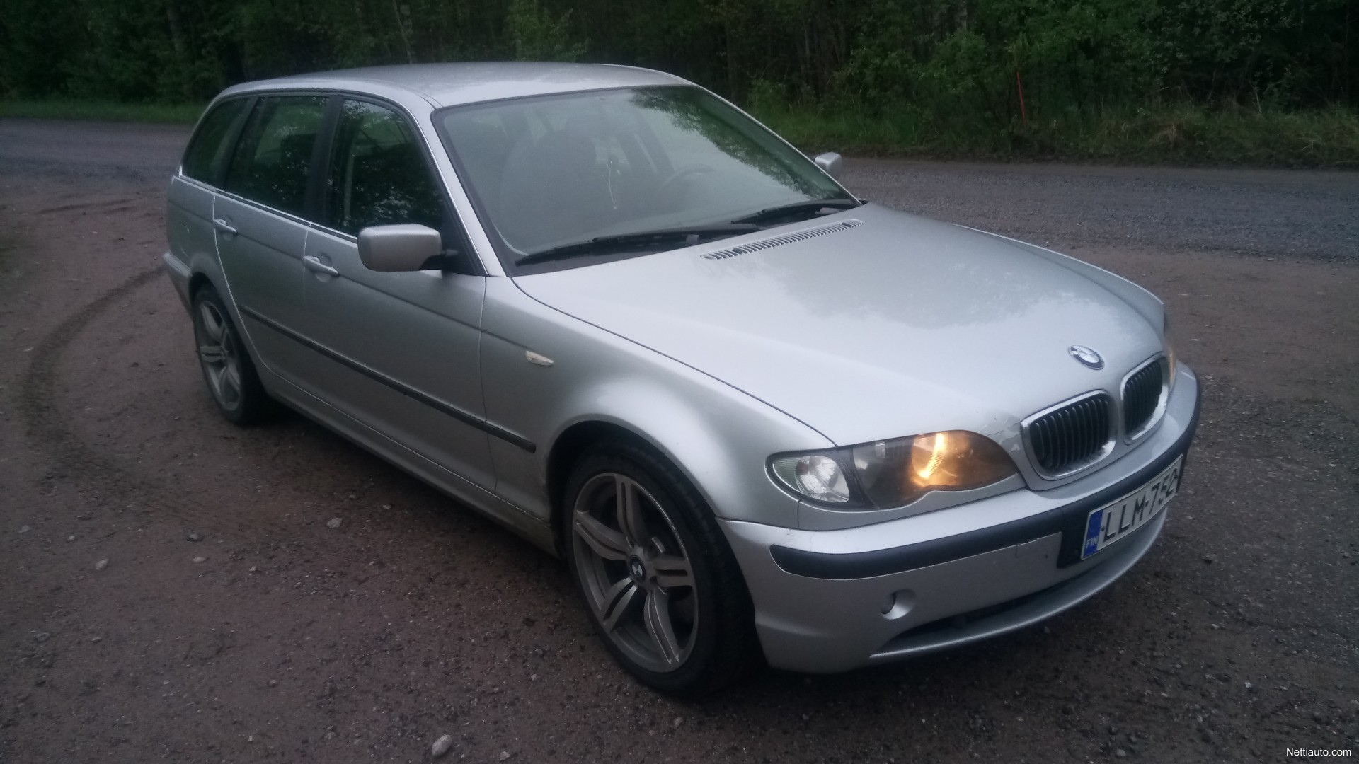 bmw 330 xd touring 5d 330xd neliveto station wagon 2003 used vehicle nettiauto. Black Bedroom Furniture Sets. Home Design Ideas