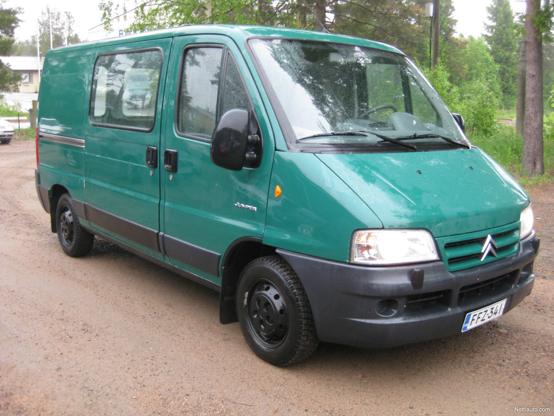 citroen jumper 2 2hdi 29m van short low 2003 used vehicle nettiauto. Black Bedroom Furniture Sets. Home Design Ideas