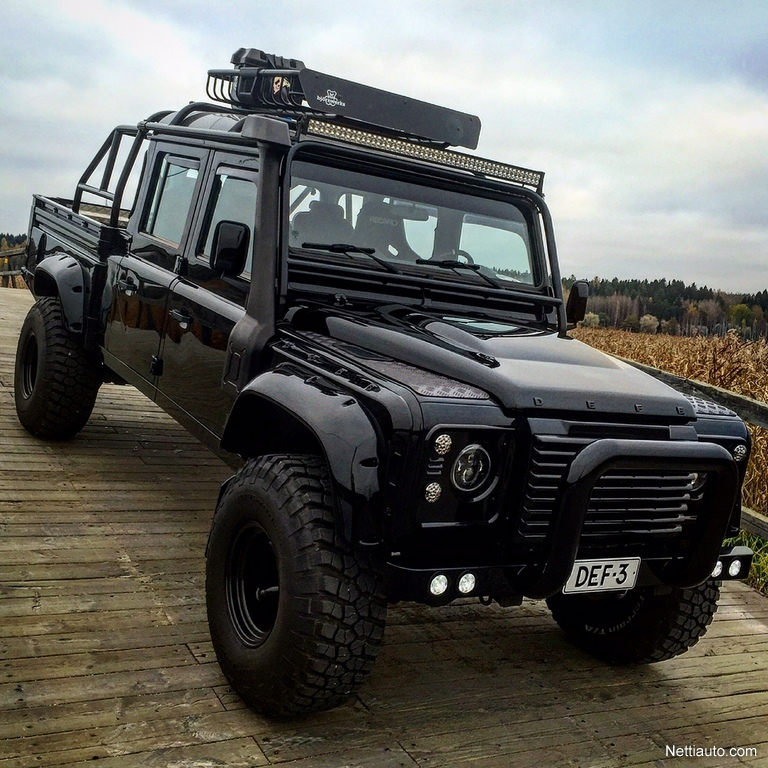 Land Rover Defender 130 DEFENDER 130 KAHN Design Pickup