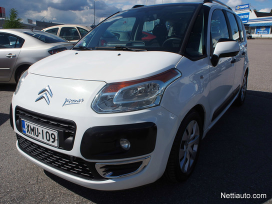 citroen c3 picasso hdi 110 edition mpv 2011 used vehicle nettiauto. Black Bedroom Furniture Sets. Home Design Ideas