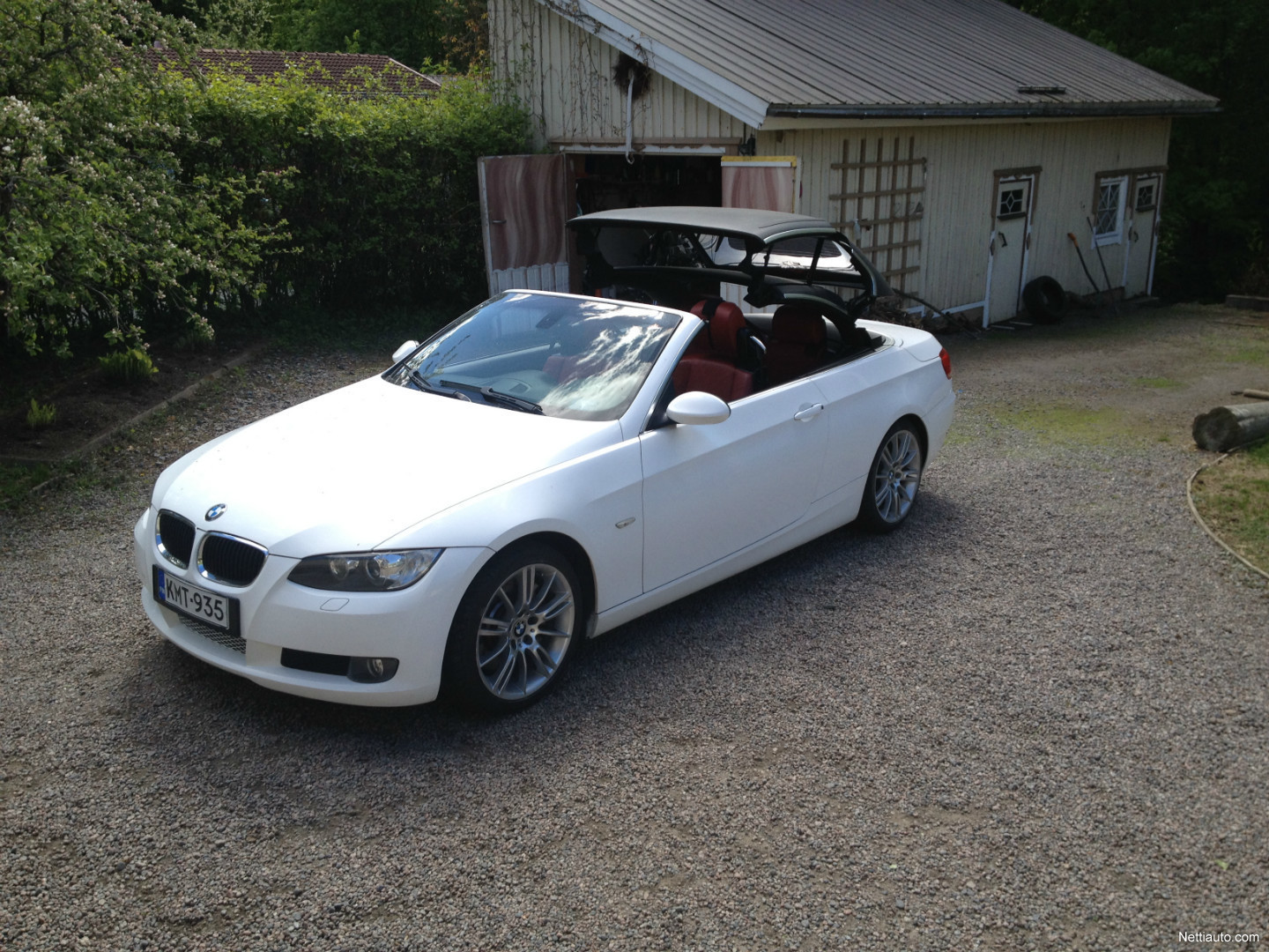 bmw 330 392c convertible 2007 used vehicle nettiauto. Black Bedroom Furniture Sets. Home Design Ideas