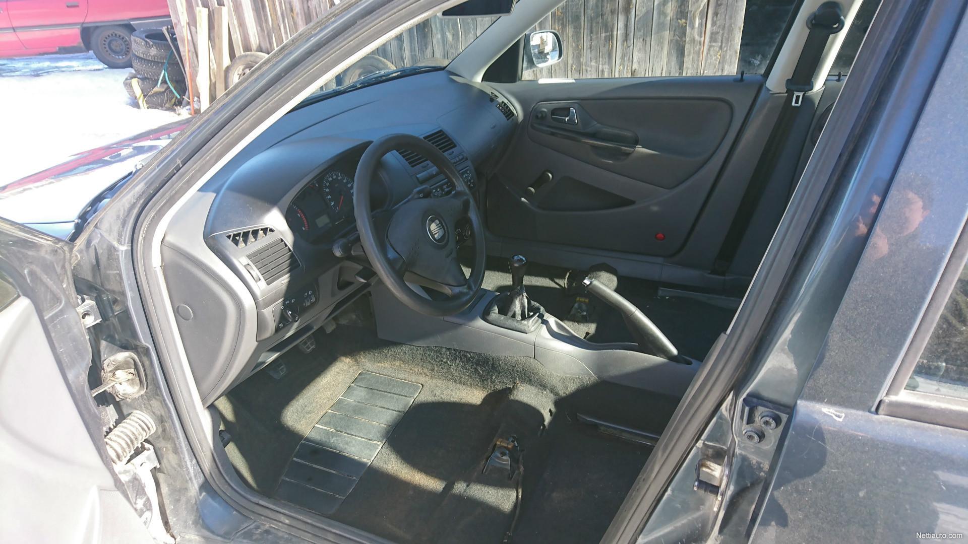 Seat cordoba 1 9sdi stella 4d 1 9sdi hyv ja huollettu for Seat cordoba interior