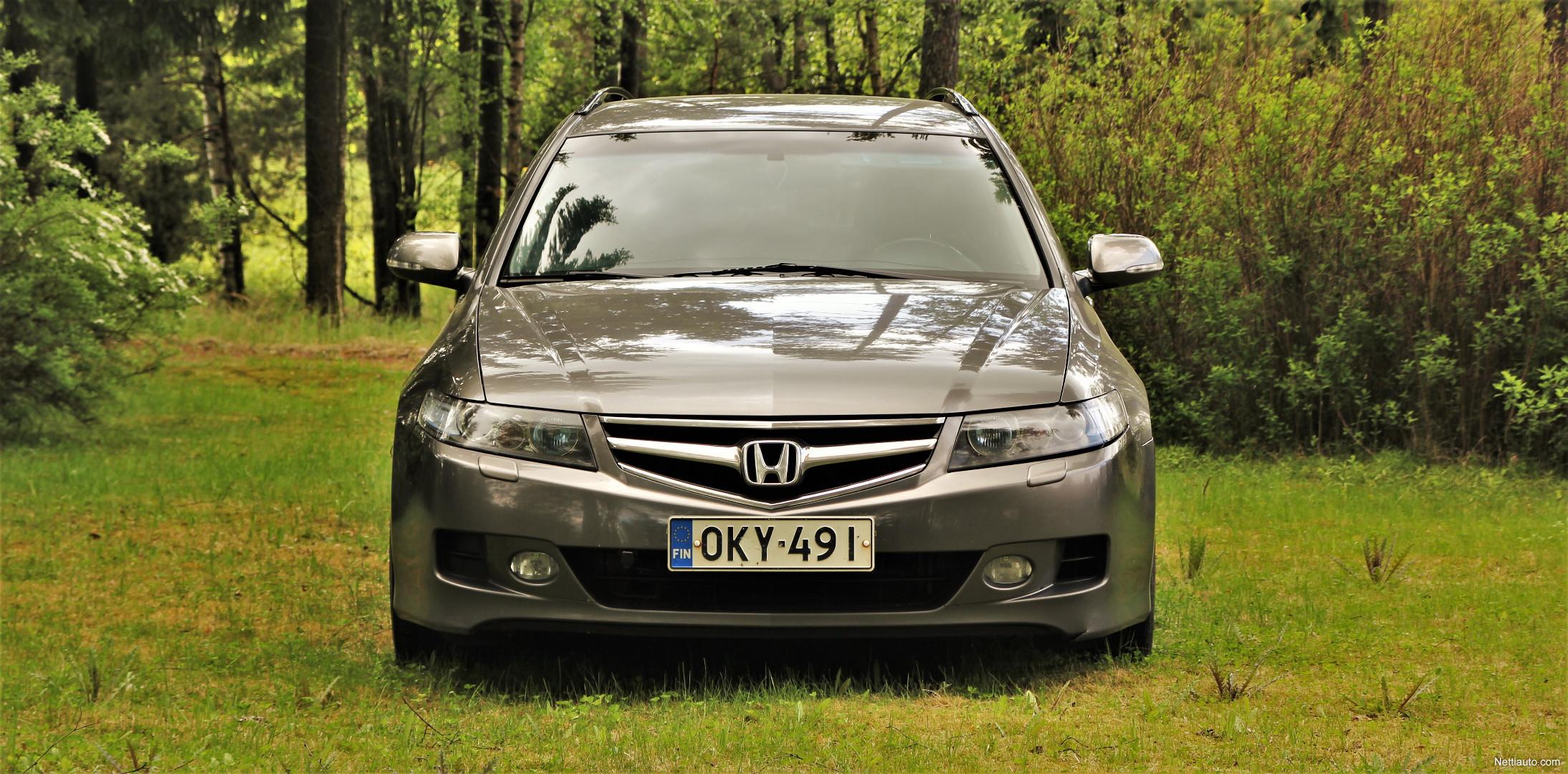 Honda accord 2 2 i ctdi sport tourer station wagon 2008 for 88 honda accord