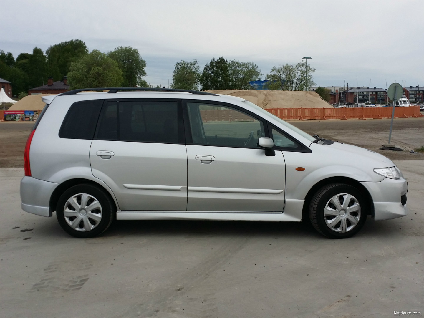 mazda premacy 2 0 exclusive 5 ov ilm p05 mpv 2002 used vehicle nettiauto. Black Bedroom Furniture Sets. Home Design Ideas