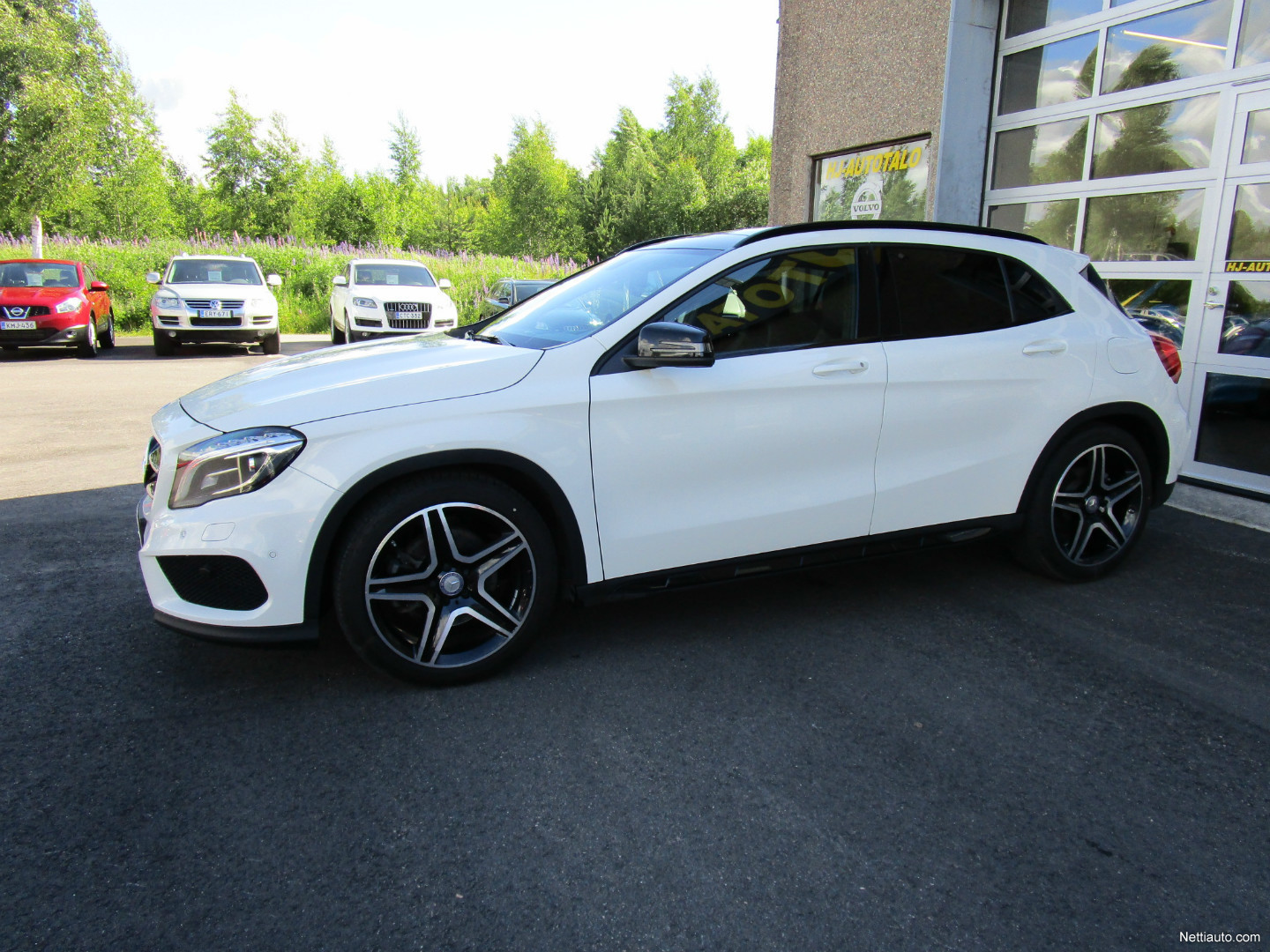 Mercedes benz gla amg 220 cdi 170 hv neliveto automaatti for Mercedes benz used gla