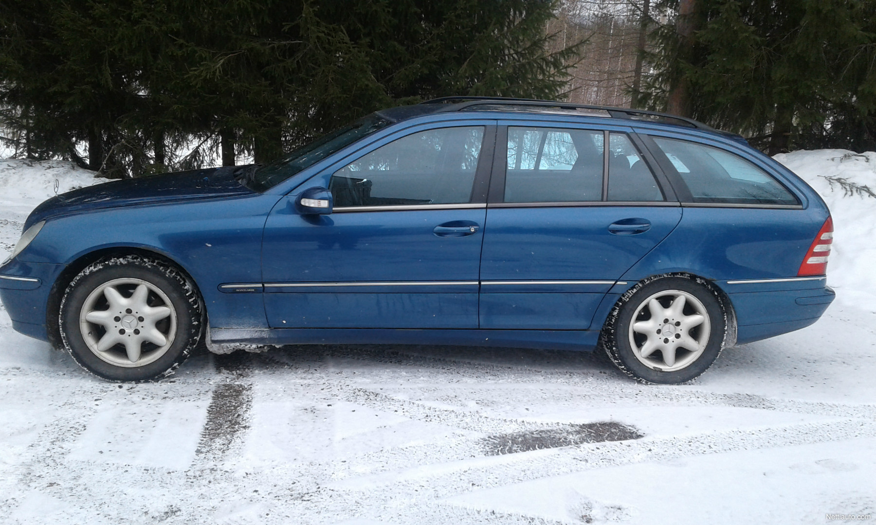 Mercedes benz c 220 cdi avantgarde 4d station wagon 2002 for Mercedes benz station wagon