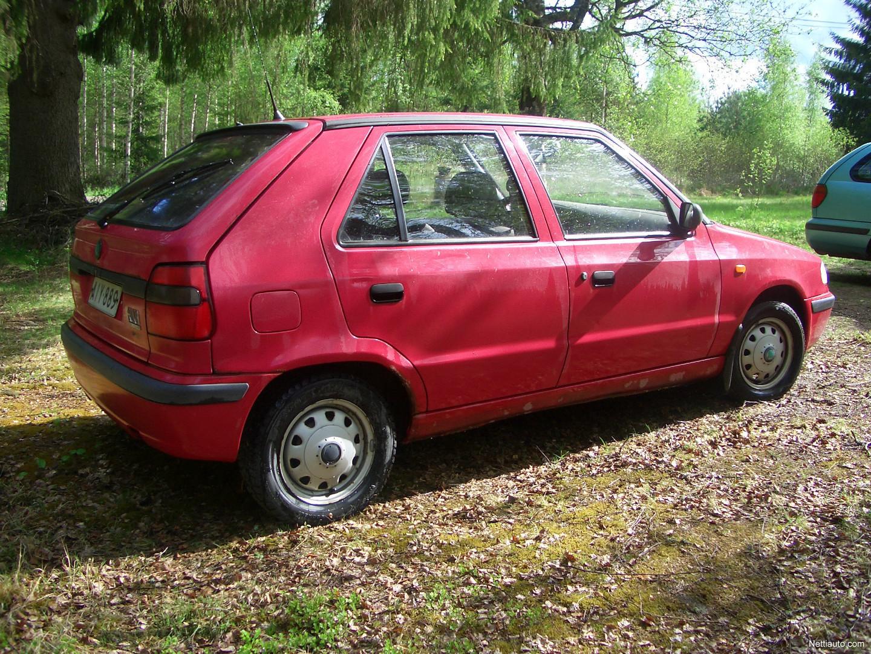 skoda felicia 1 6 lx 5d hatchback 1999 used vehicle nettiauto. Black Bedroom Furniture Sets. Home Design Ideas
