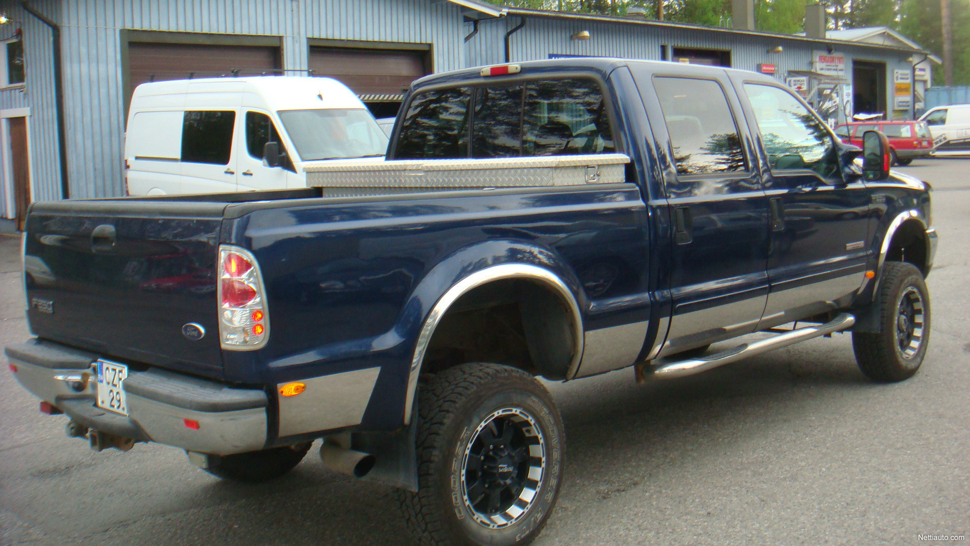 ford f250 xlt super duty 6 0 diesel pickup 2003 used vehicle nettiauto. Black Bedroom Furniture Sets. Home Design Ideas