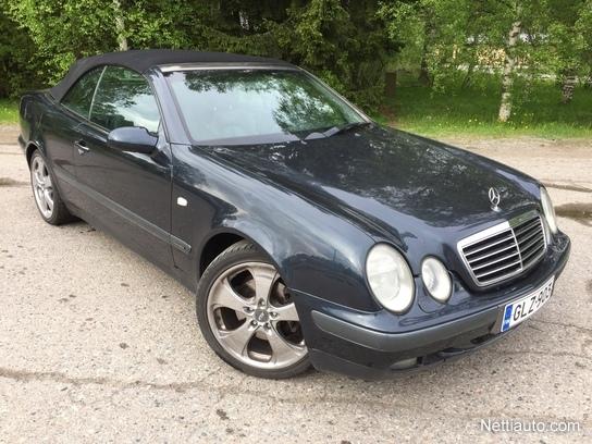 Mercedes benz clk 320 elegance cabrio a asia peli for 1999 mercedes benz clk 320 owners manual