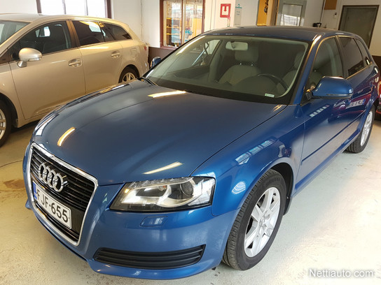 audi a3 sb attraction busin 1 4 tfsi 92kw hatchback 2009 used vehicle nettiauto. Black Bedroom Furniture Sets. Home Design Ideas
