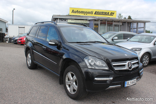 Mercedes benz gl 320 cdi 4matic a huippu hieno 4x4 2007 for 2007 mercedes benz gl320 cdi 4matic