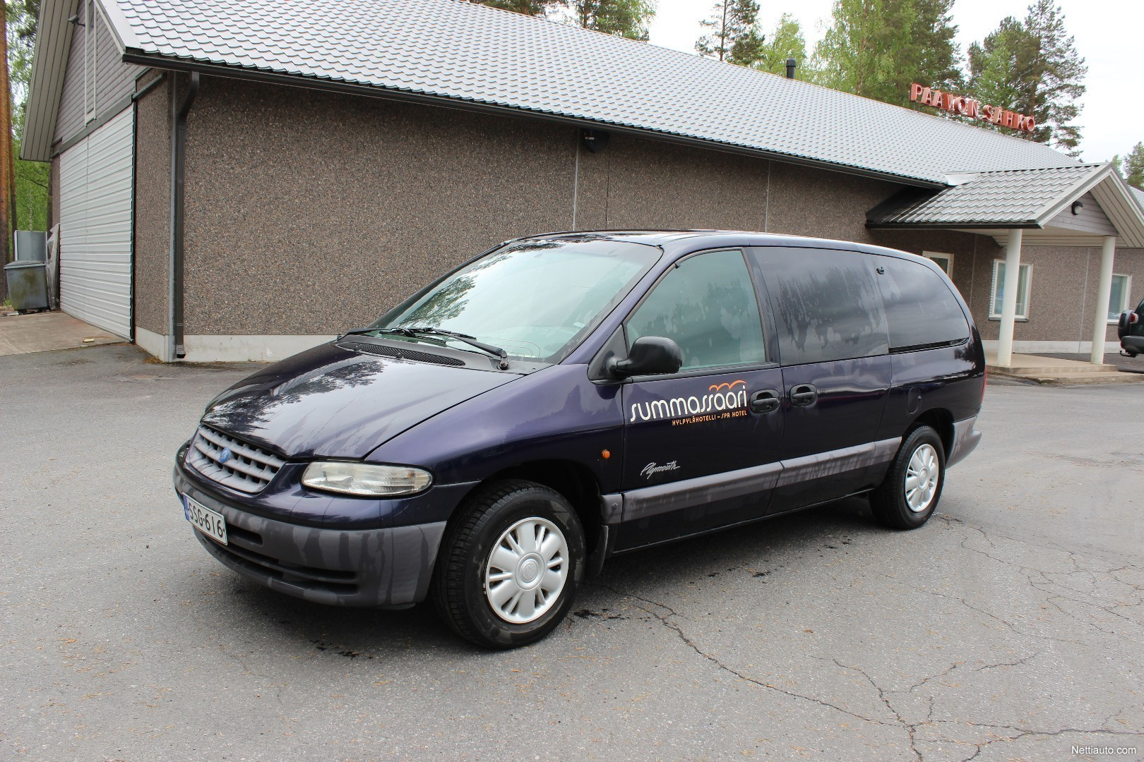 chrysler voyager 3 3 se v6 a 5d 7h mpv 1998 used vehicle nettiauto. Black Bedroom Furniture Sets. Home Design Ideas