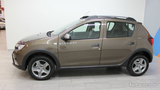 dacia sandero stepway tce 90 hatchback 2017 used vehicle. Black Bedroom Furniture Sets. Home Design Ideas