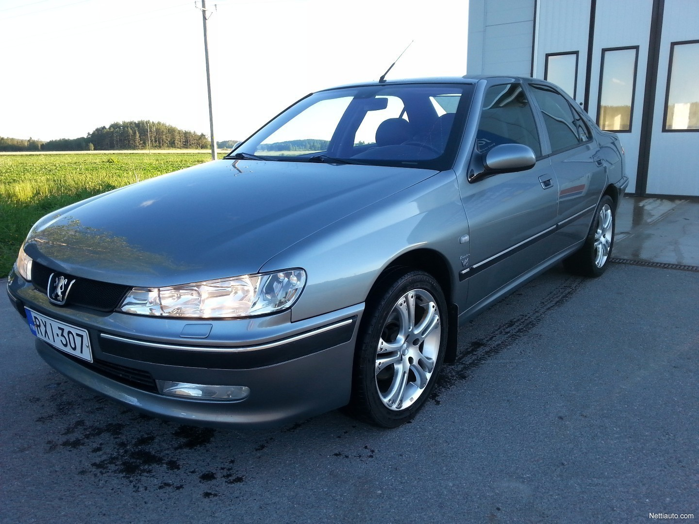 peugeot 406 v6 executive 3 0 4d sedan 2003 used vehicle nettiauto. Black Bedroom Furniture Sets. Home Design Ideas