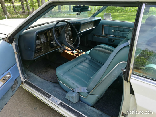 lincoln continental mark v coup 1977 vaihtoauto nettiauto. Black Bedroom Furniture Sets. Home Design Ideas