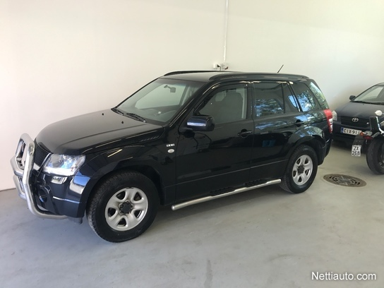 suzuki grand vitara 1 9 ddis 4wd jlx 5d 4x4 2007 used. Black Bedroom Furniture Sets. Home Design Ideas