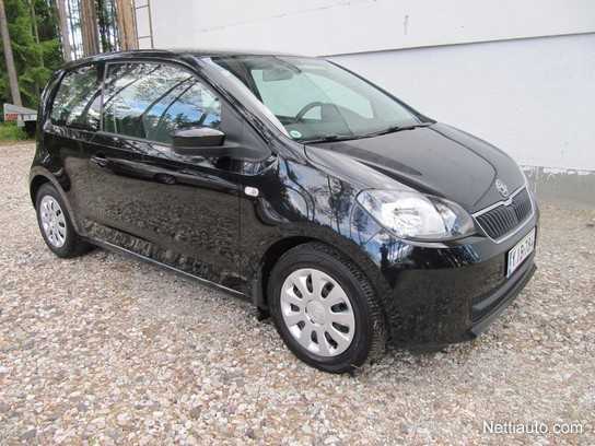 skoda citigo 1 0 75 ambition 3 ov hatchback 2012 used vehicle nettiauto. Black Bedroom Furniture Sets. Home Design Ideas