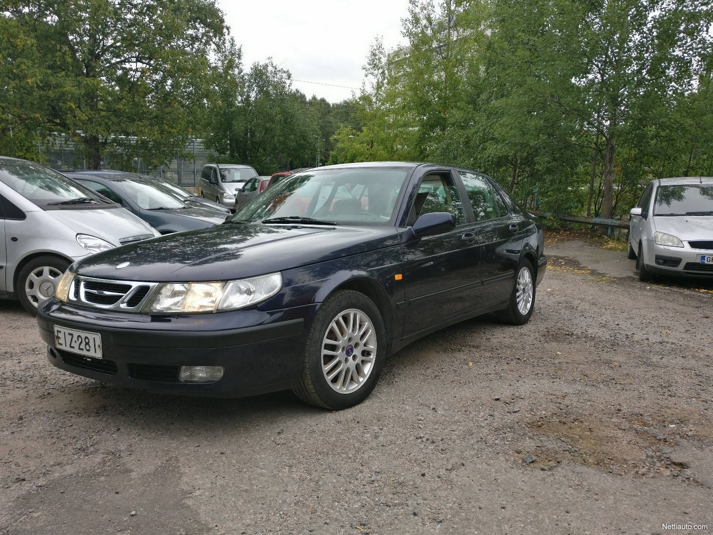 saab 9 5 2 3 turbo sedan 1999 used vehicle nettiauto. Black Bedroom Furniture Sets. Home Design Ideas