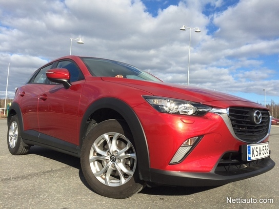 mazda cx 3 2 0 120 hv skyactiv g premium 6mt el2 4x4 2016 used vehicle nettiauto. Black Bedroom Furniture Sets. Home Design Ideas