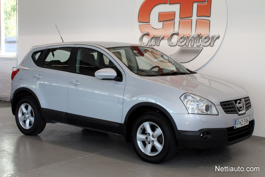 nissan qashqai gti car center 4x4 2007 used vehicle nettiauto. Black Bedroom Furniture Sets. Home Design Ideas